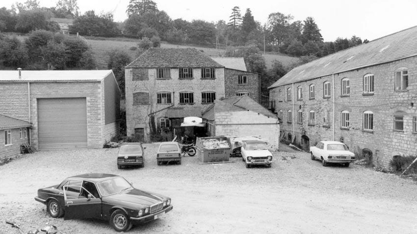Spring Mill History