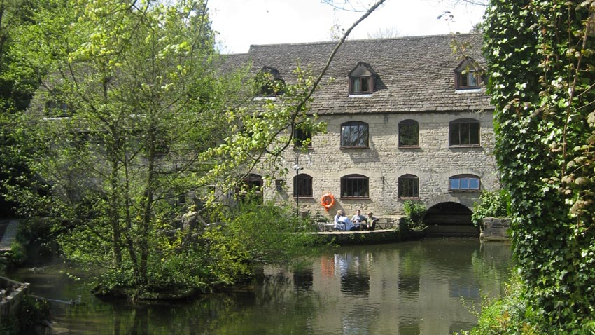 Nailsworth - Egypt Mill